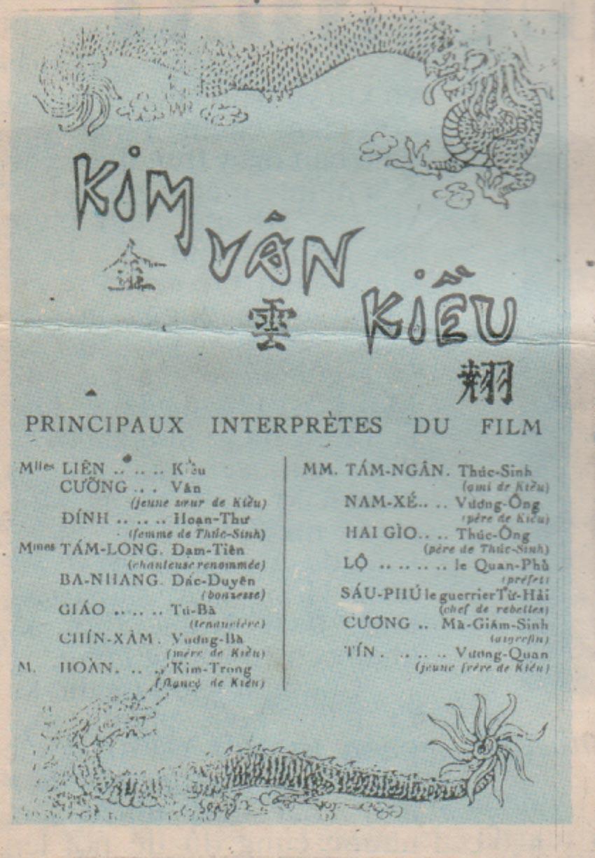 Phim ảnh Việt Nam thuở ban đầu: Từ Kim Vân Kiều đến Cánh đồng ma - 3