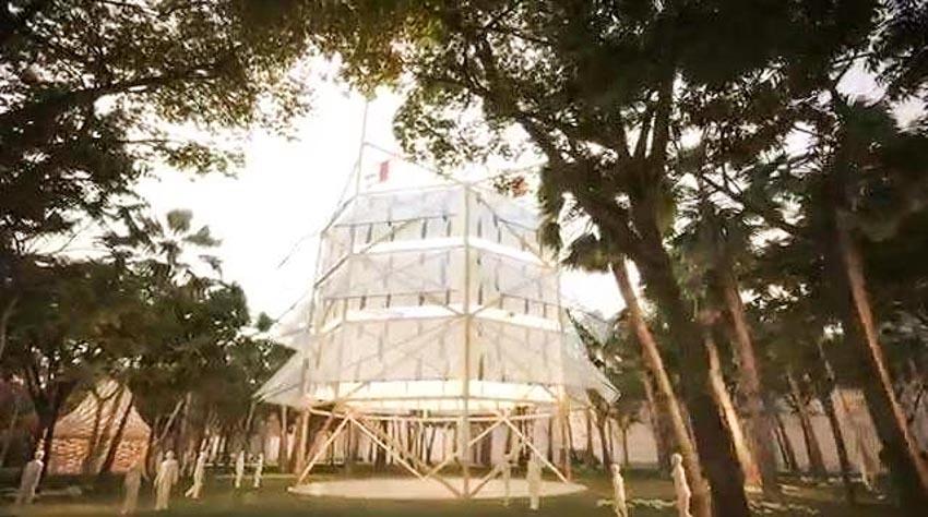 Phương án thiết kế Công viên 23 tháng 9 qua hai thiết kế đoạt giải - 13