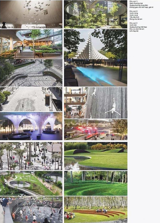 Phương án thiết kế Công viên 23 tháng 9 qua hai thiết kế đoạt giải - 6