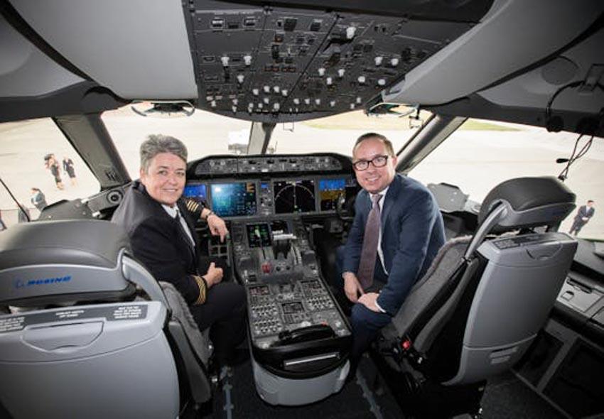 """Qantas Airways thử chuyến bay thẳng 20 giờ để xem hành khách """"có chịu nổi"""" - 2"""