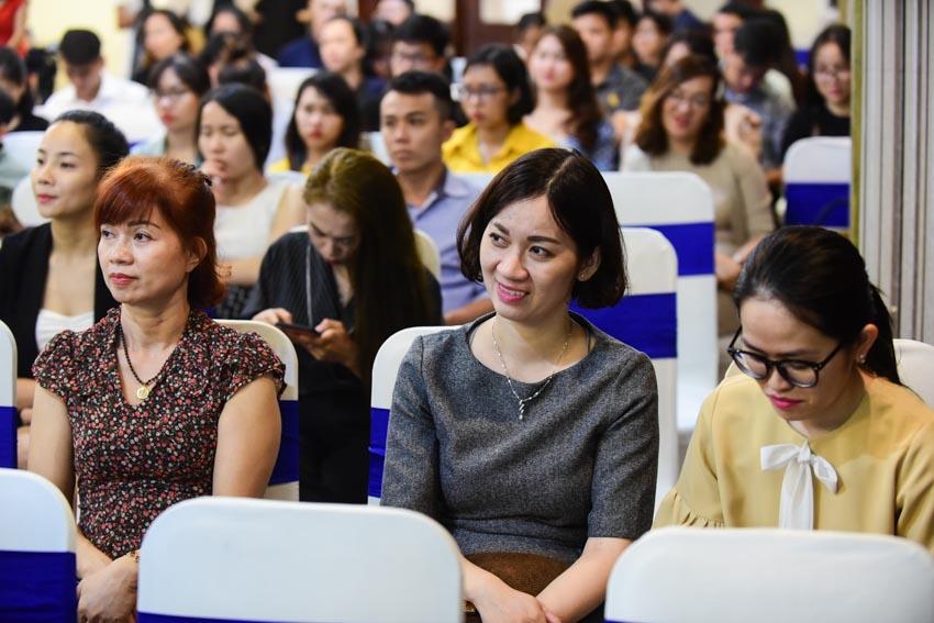 Hội thảo với chủ đề Quản lý sức khỏe và căng thẳng trong doanh nghiệp - 1