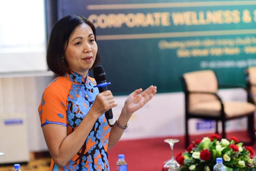 Hội thảo với chủ đề Quản lý sức khỏe và căng thẳng trong doanh nghiệp - 2