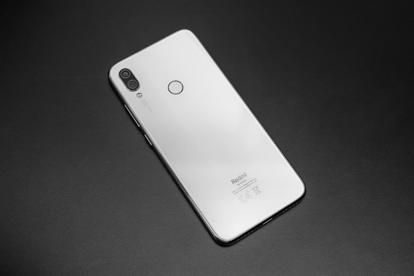 XIAOMI bổ sung Redmi Note 7 phiên bản màu trắng ánh trăng - 1