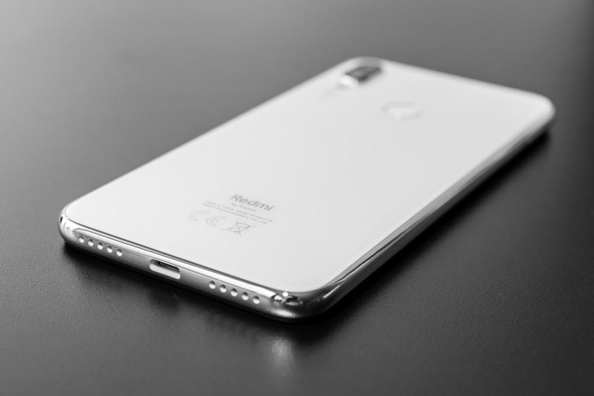 XIAOMI bổ sung Redmi Note 7 phiên bản màu trắng ánh trăng - 4