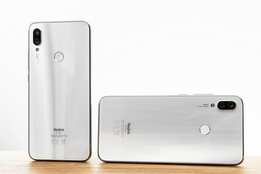 XIAOMI bổ sung Redmi Note 7 phiên bản màu trắng ánh trăng - 7