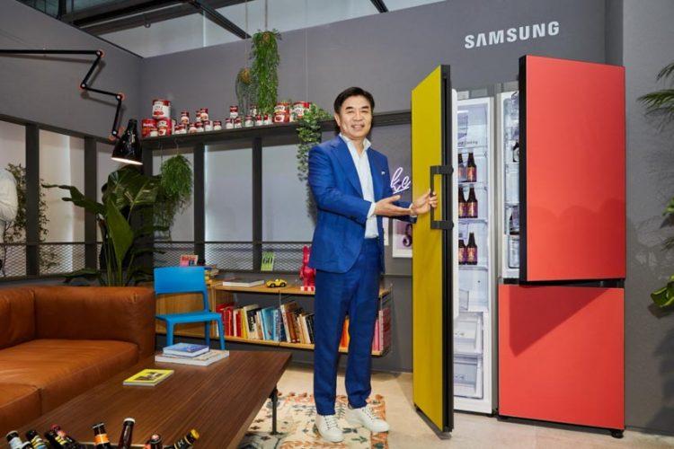 Dự án PRISM của Samsung - Đây có lẽ là chiếc tủ lạnh đẹp nhất thế giới - 1