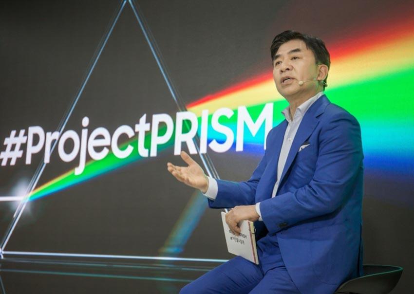 Dự án PRISM của Samsung - Đây có lẽ là chiếc tủ lạnh đẹp nhất thế giới -