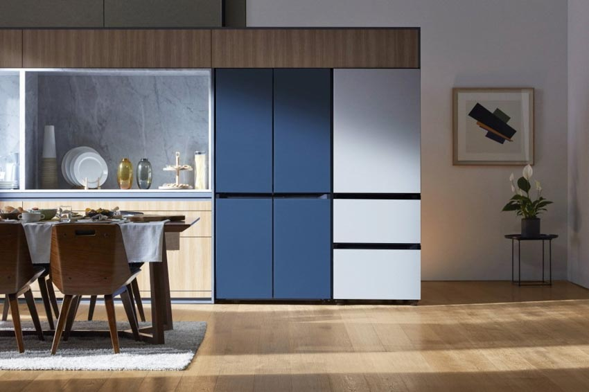 Dự án PRISM của Samsung - Đây có lẽ là chiếc tủ lạnh đẹp nhất thế giới - 7