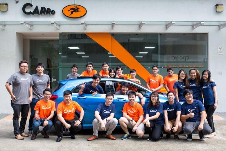 Sàn giao dịch xe hơi Carro của Singapore mua lại Jualo của Indonesia - 2