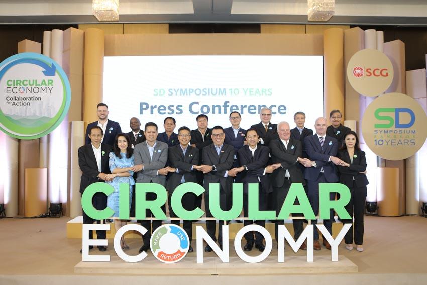 SCG hợp tác tổ chức Hội nghị chuyên đề Phát triển bền vững 10 năm tại Thái Lan - 4