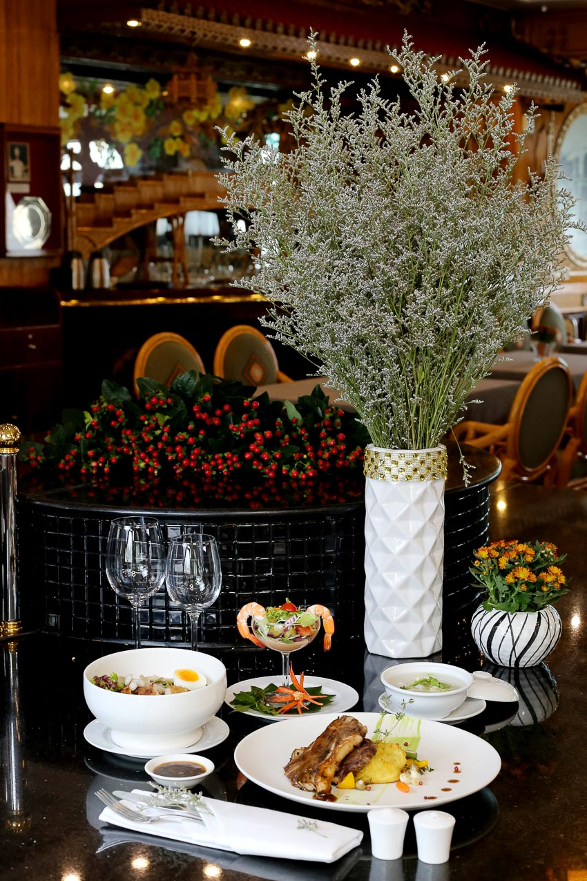 Khách sạn Rex Sài Gòn giới thiệu set menu đặc biệt trong ngày Lễ Quốc khánh 2-9 - 5