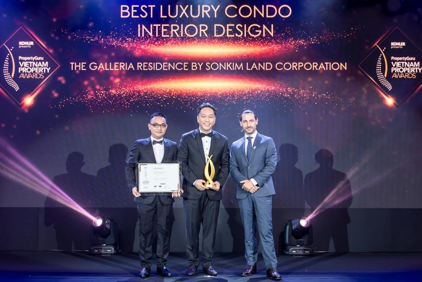 SonKim Land đạt giải thưởng tại Giải thưởng Bất động sản Việt Nam 2019 - 1