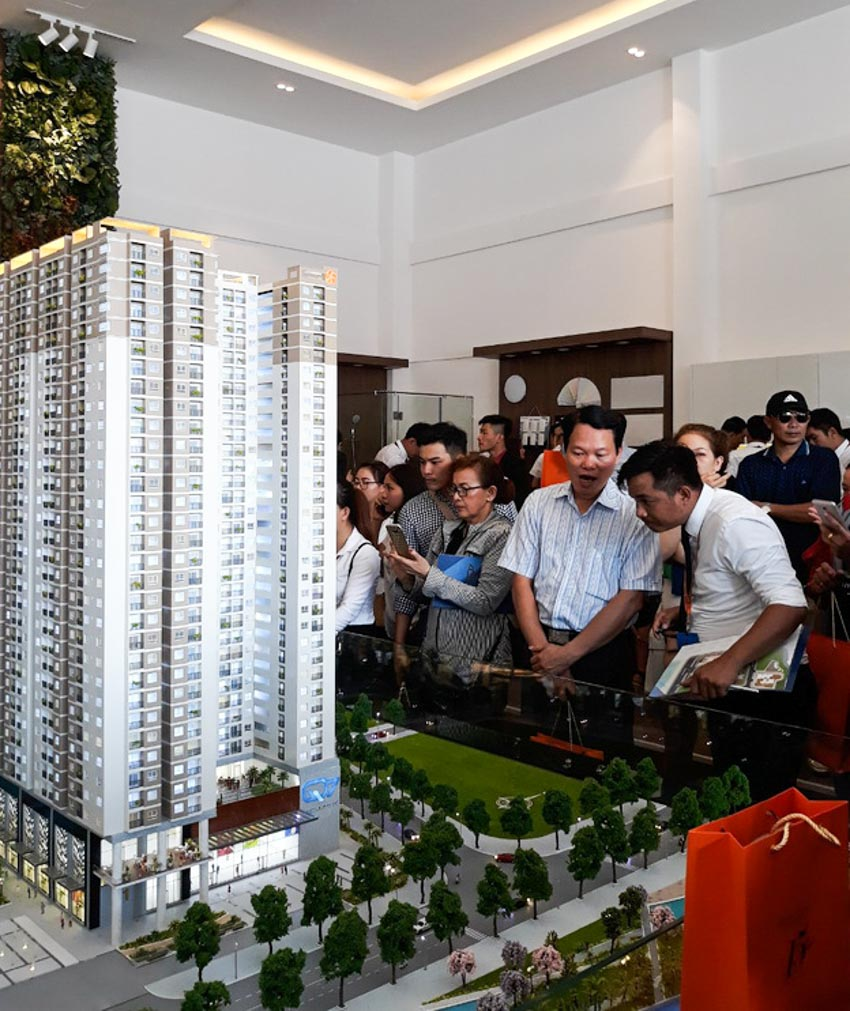 Thị trường bất động sản từ nay đến cuối năm trầm lắng nhưng giá không giảm - 1