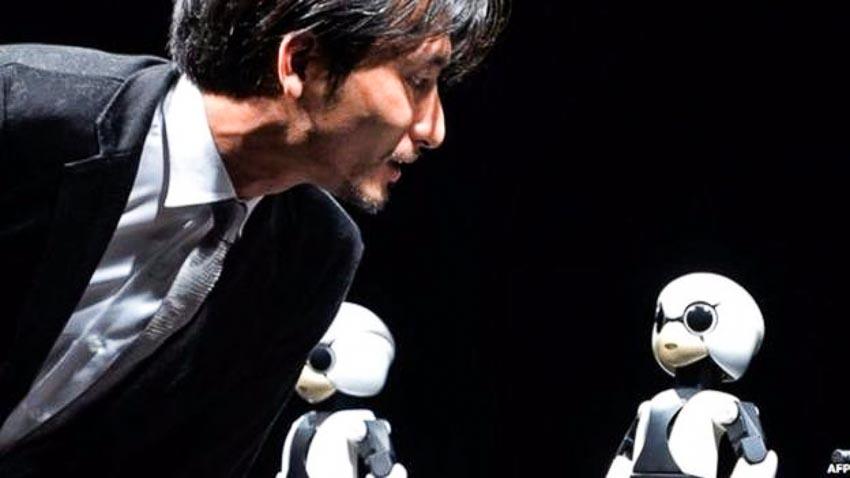 Thời đại robot và mối quan hệ với con người - 5