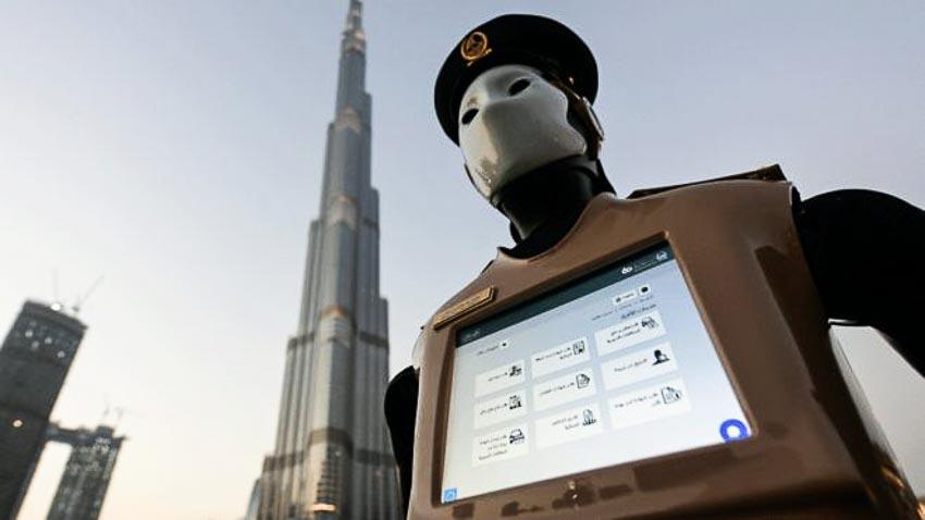 Thời đại robot và mối quan hệ với con người - 6