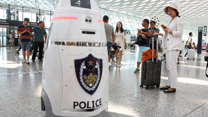 Thời đại robot và mối quan hệ với con người - 8