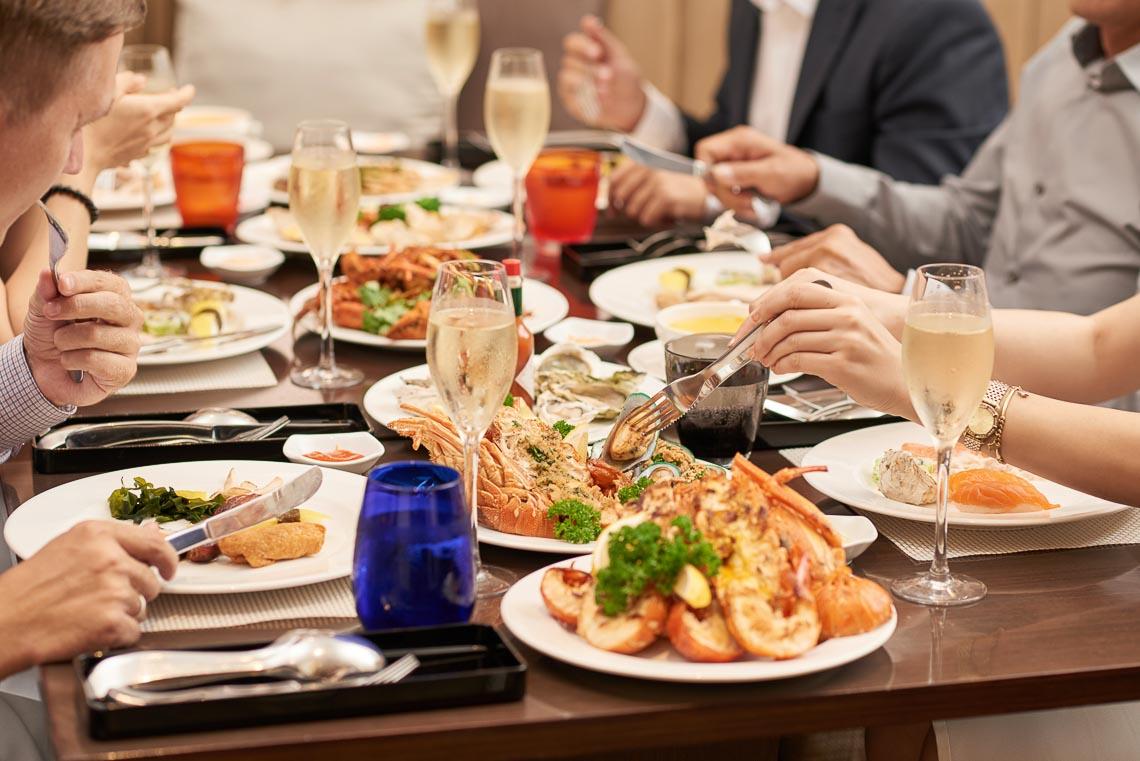 thưởng thức ẩm thực lý tưởng dịp 2-9 tại caravelle saigon