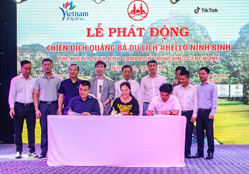Khởi động chiến dịch quảng bá du lịch Ninh Bình - 3