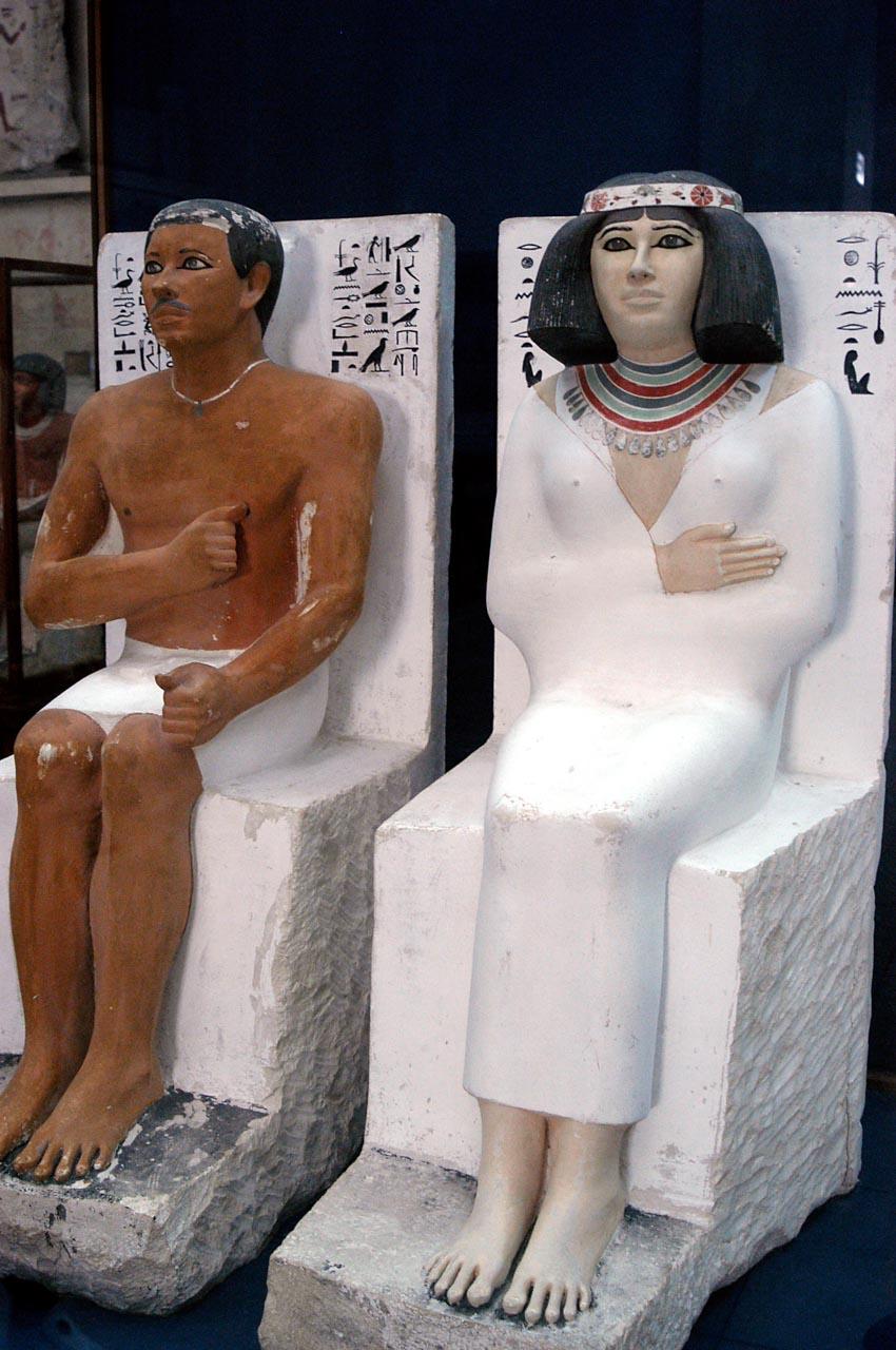 Trang sức của Ai Cập - Những ngôi cổ mộ khai quật nên trào lưu châu báu - 1