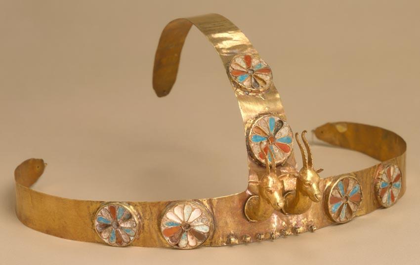 Trang sức của Ai Cập - Những ngôi cổ mộ khai quật nên trào lưu châu báu - 14