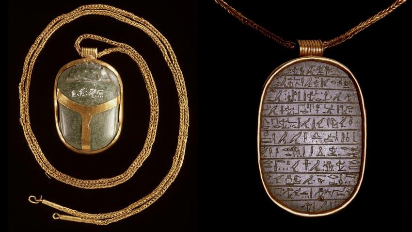 Trang sức của Ai Cập - Những ngôi cổ mộ khai quật nên trào lưu châu báu - 18