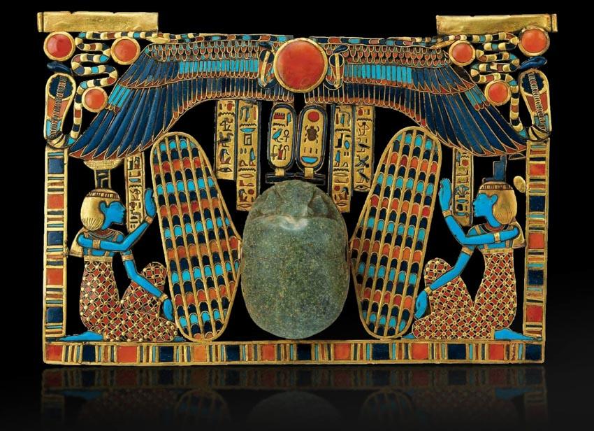 Trang sức của Ai Cập - Những ngôi cổ mộ khai quật nên trào lưu châu báu - 6