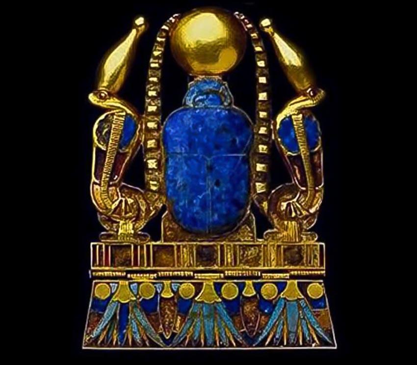 Trang sức của Ai Cập - Những ngôi cổ mộ khai quật nên trào lưu châu báu - 7
