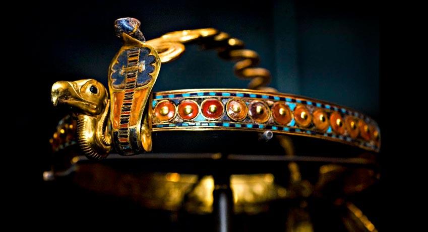 Trang sức của Ai Cập - Những ngôi cổ mộ khai quật nên trào lưu châu báu - 8