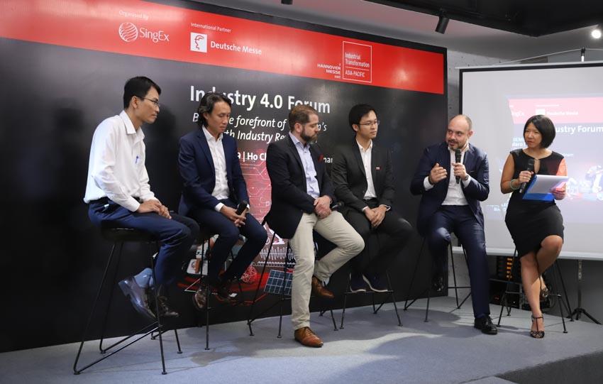 Triển lãm Chuyển đổi Công nghiệp châu Á - Thái Bình Dương 2019 - 3