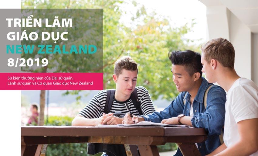 Triển lãm Giáo dục New Zealand tại TP.HCM - 1