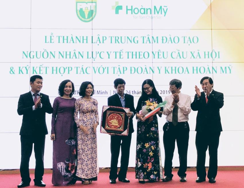 Đại học Y khoa Phạm Ngọc Thạch thành lập Trung tâm Đào tạo nhân lực y tế - 2