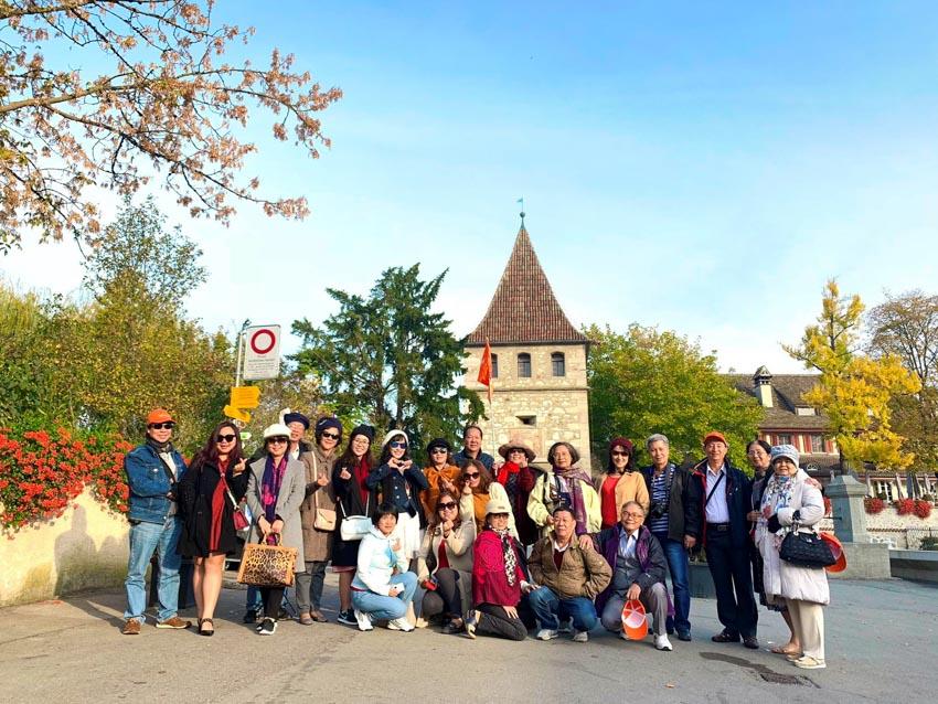 TST tourist giới thiệu những điểm đến mới trong loạt tour mùa thu châu Âu và châu Á - 1