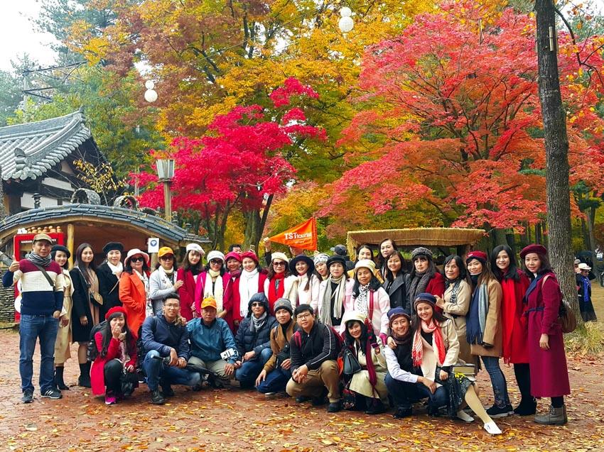 TST tourist giới thiệu những điểm đến mới trong loạt tour mùa thu châu Âu và châu Á - 4