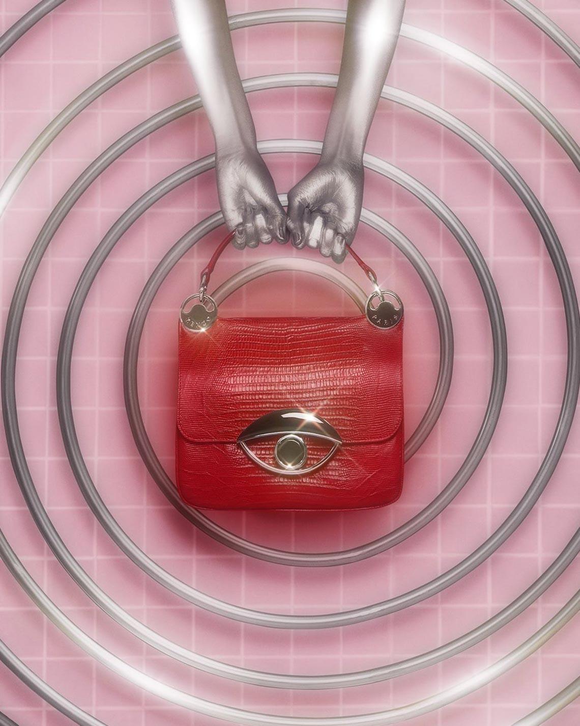 Túi xách Tali của Kenzo - 3