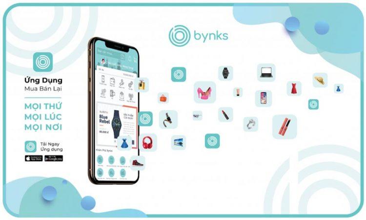 Ứng dụng điện tử bynks đến từ Singapore - 1