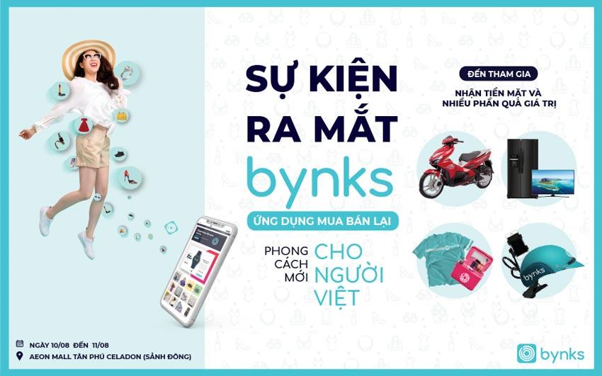 Ứng dụng điện tử bynks đến từ Singapore - 2
