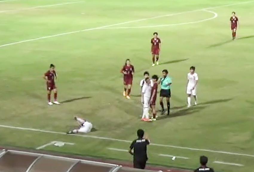 10 người Việt Nam đá bại Thái Lan, vô địch bóng đá nữ Đông Nam Á 2019 - 4