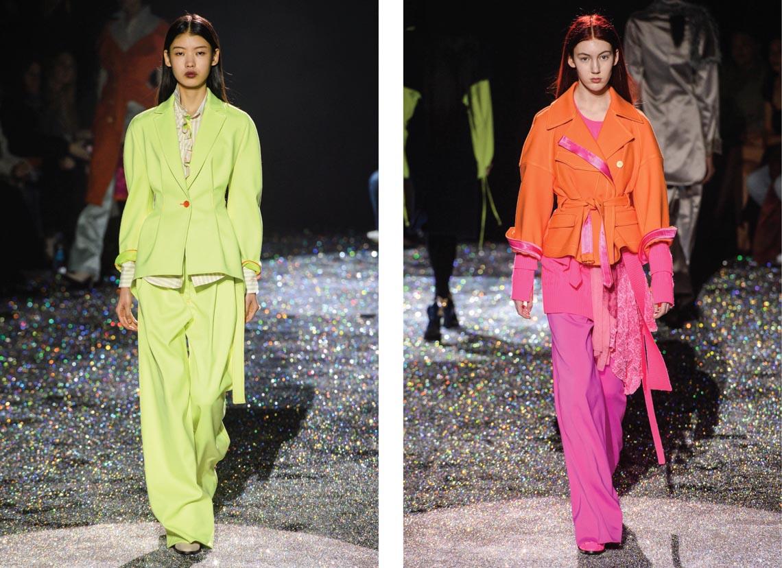 Xu hướng màu neon ở bộ sưu tập Thu - Đông 2019 - 6