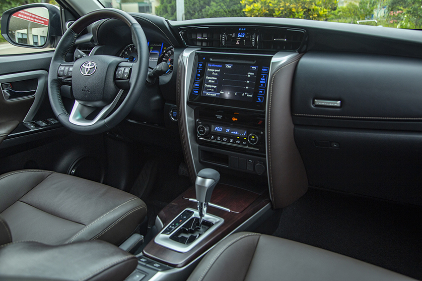 Toyota Việt Nam công bố mức giá bán lẻ mới cho mẫu xe Hilux và Fortuner TRD 2019 1