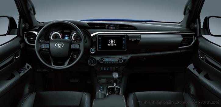 Toyota Việt Nam công bố mức giá bán lẻ mới cho mẫu xe Hilux và Fortuner TRD 2019 4