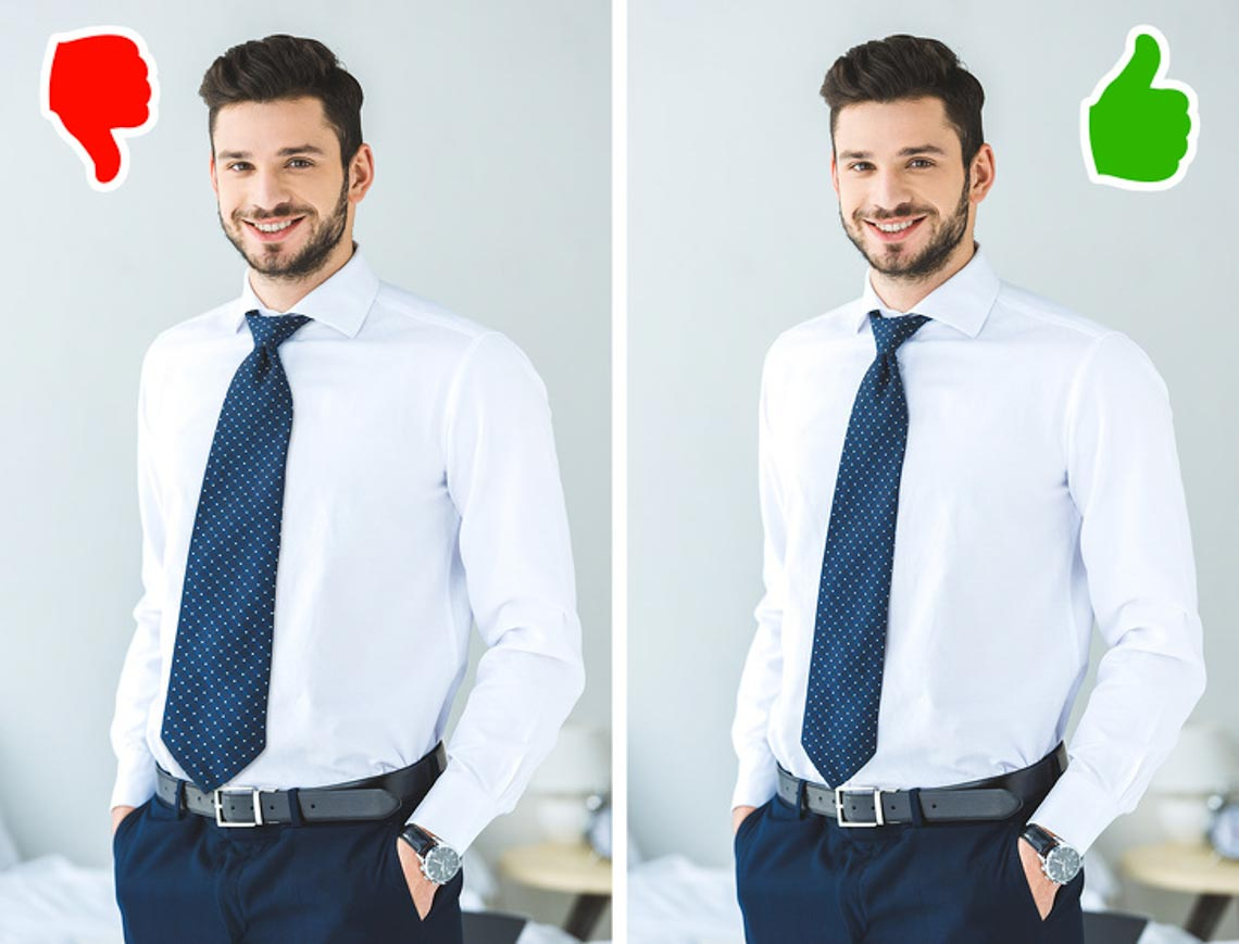 10 sai lầm khi ăn mặc của giới đàn ông - 4