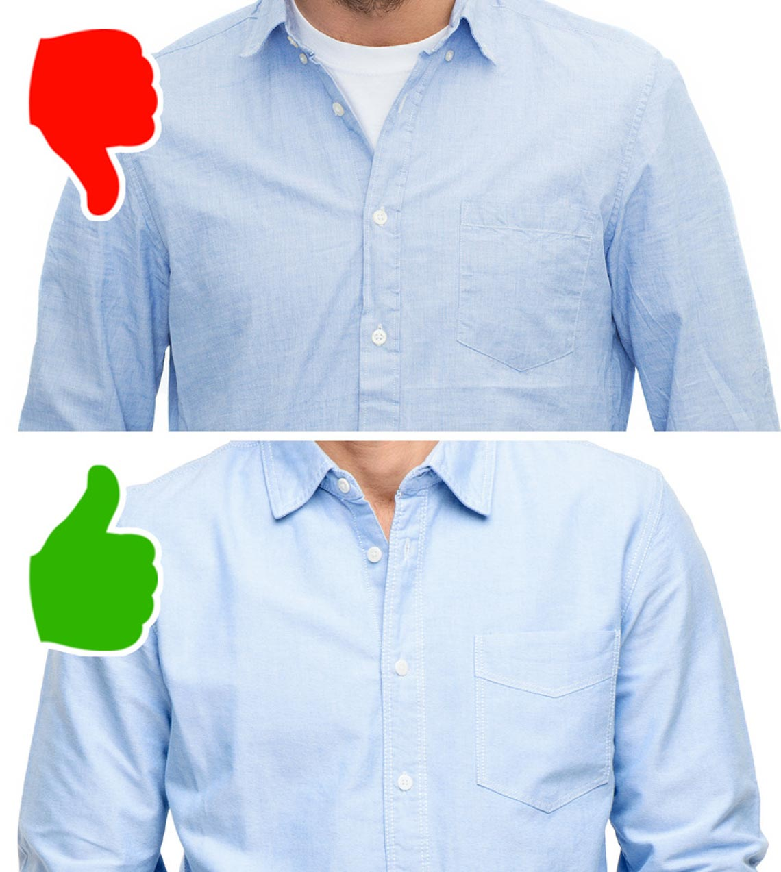 10 sai lầm khi ăn mặc của giới đàn ông - 8