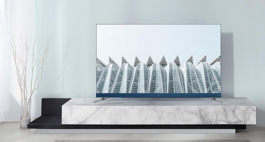 TV UHD AI C8 của TCL