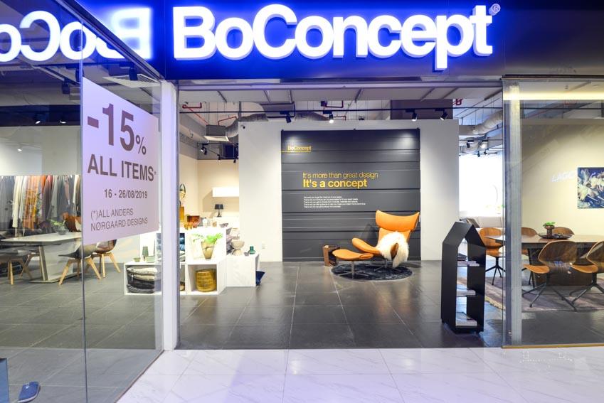 AKA Furniture Group chính thức khai trương Trung tâm Nội thất Sun Plaza - 1