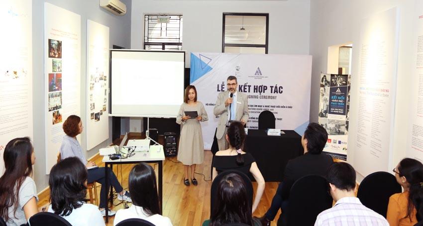 AMPA Education trở thành Đối tác chiến lược của Hội đồng khảo thí âm nhạc Úc - 1
