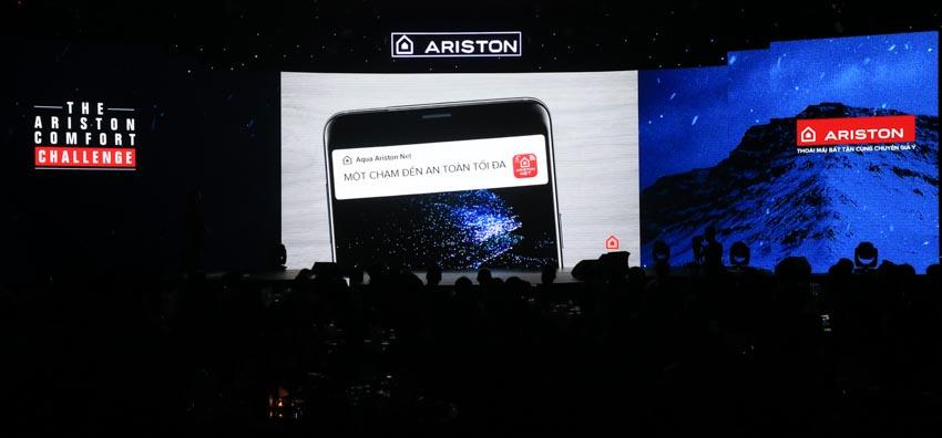 Ariston ra mắt bình nước nóng trang bị Wi-Fi đầu tiên tại Việt Nam - 1