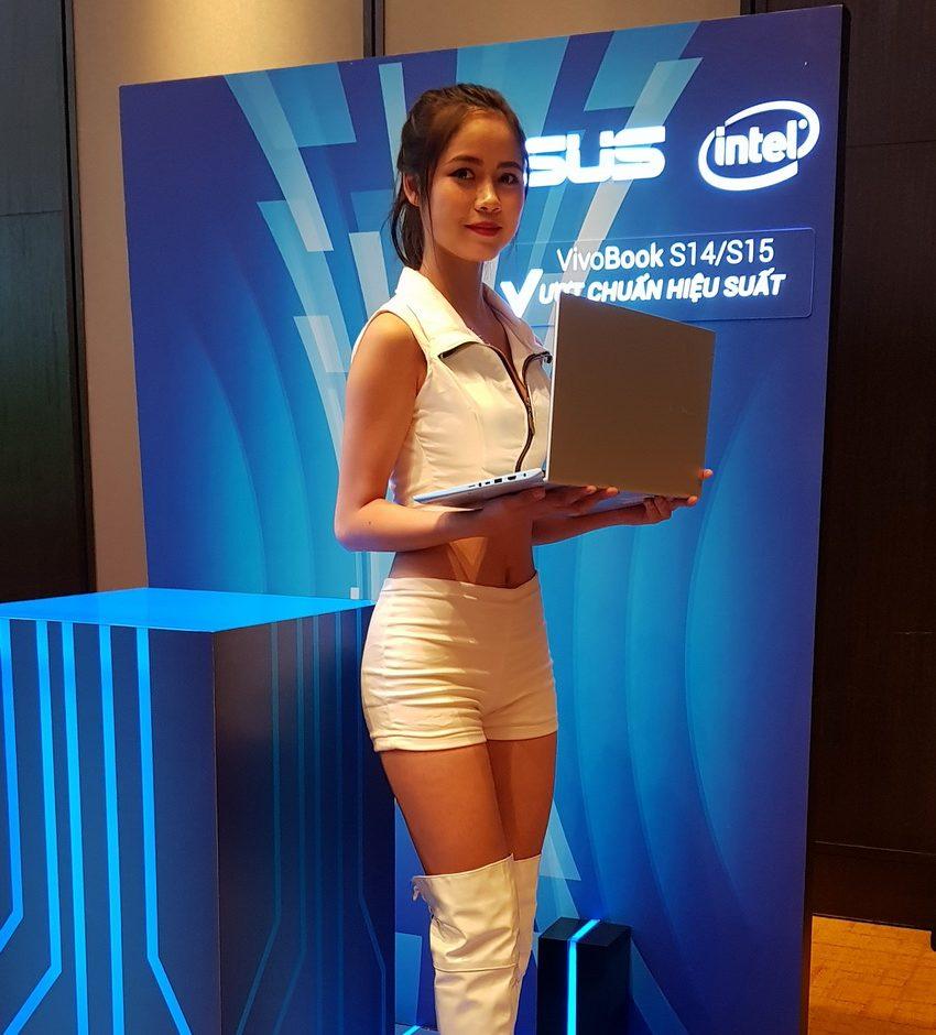 bộ đôi laptop VivoBook S14/S15 thế hệ mới