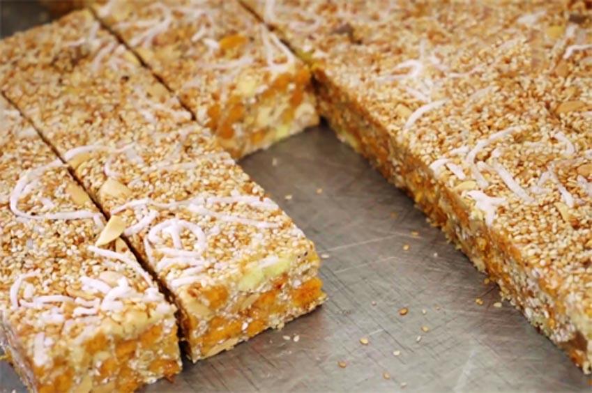 Bánh cáy làng Nguyễn - 1