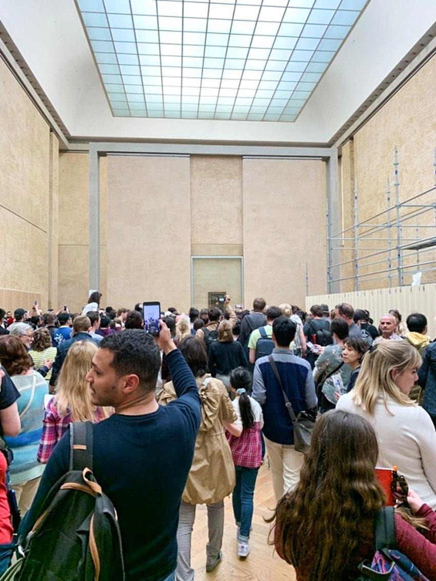Bảo tàng Louvre ở Paris và những kiệt tác nghệ thuật thế giới - 10