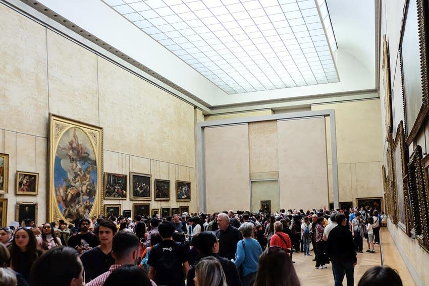 Bảo tàng Louvre ở Paris và những kiệt tác nghệ thuật thế giới - 16